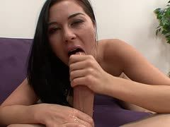 Maulficken mit Donny Long und Ashley Blue