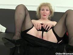 alte Frauen spritzen Porno